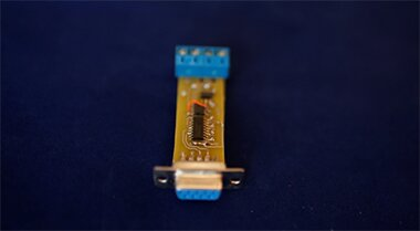 RS232 to 485 converter